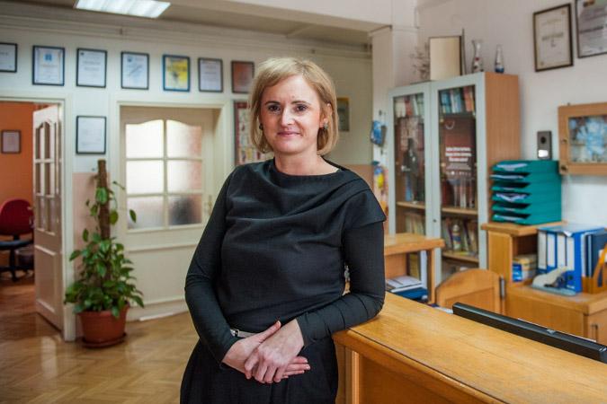 Fatima Bećirović. Photo: UN Women/Imrana Kapetanović