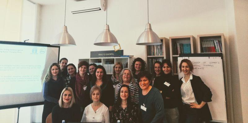 The CSSP Team in Belgrade. Foto Credit: Marija Petronijević