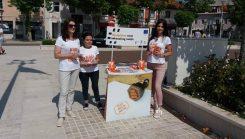A public action of SOS Niksic /Javna akcija SOS telefona Niksić